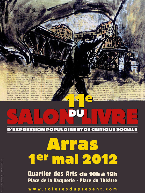 Salon du livre d'Arras