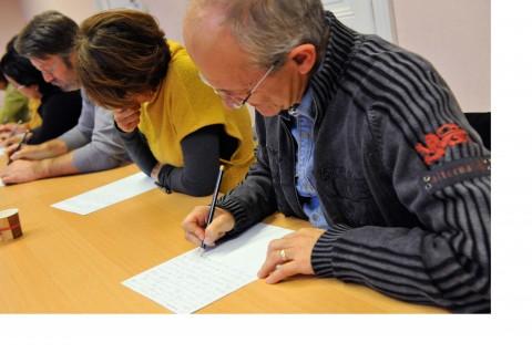 Ateliers d'écriture menés avec Ricardo Montserrat : CMCAS Npc