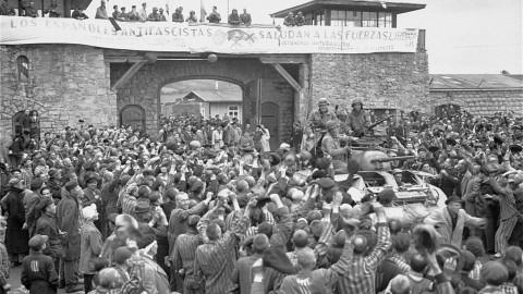 70ème anniversaire de la libération des camps de concentration nazis