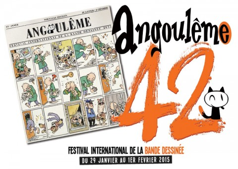 Festival BD d'Angoulème : sous le signe de Charlie