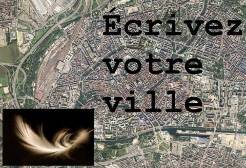 Invitation à participer à une réflexion poétique «Habiter la ville : un droit à conquérir».