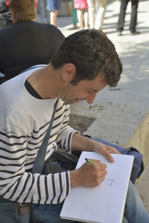 Week-end APO, On y était ! Rallye poétique avec Véronique Pittolo