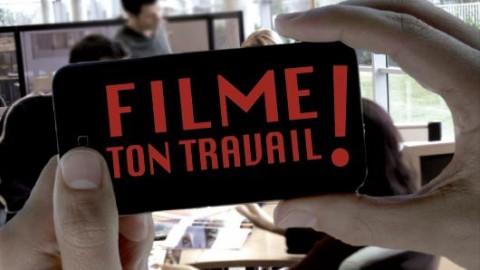 Festival « Filme TON travail ! » Une proposition de réalisation de films courts !