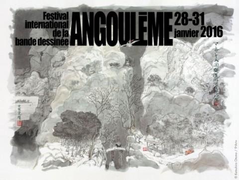 Appel aux bédéistes amateurs : Festival de la BD d'Angoulême