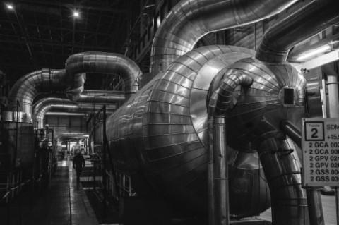 Travailler à Fessenheim : une exposition photographique d'Eric DEXHEIMER