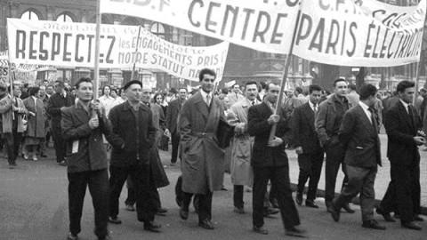« 70e anniversaire de la nationalisation des IEG et du statut national du personnel (1946 / 2016) »