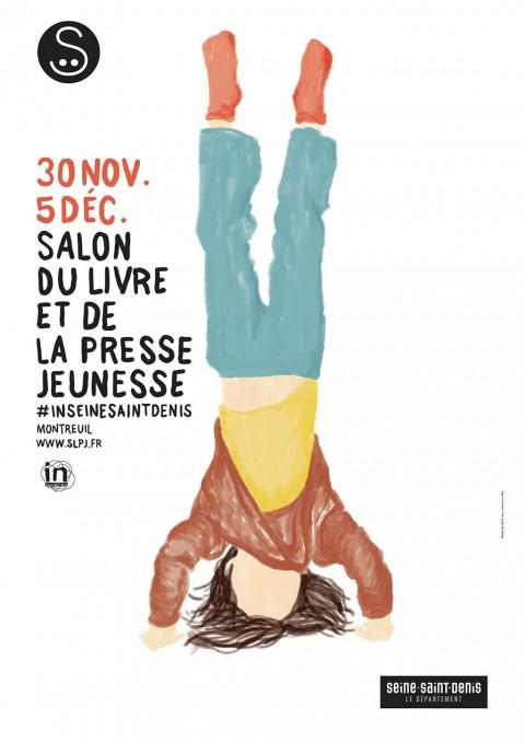 Salon du livre et de la presse jeunesse SLPJ 2016